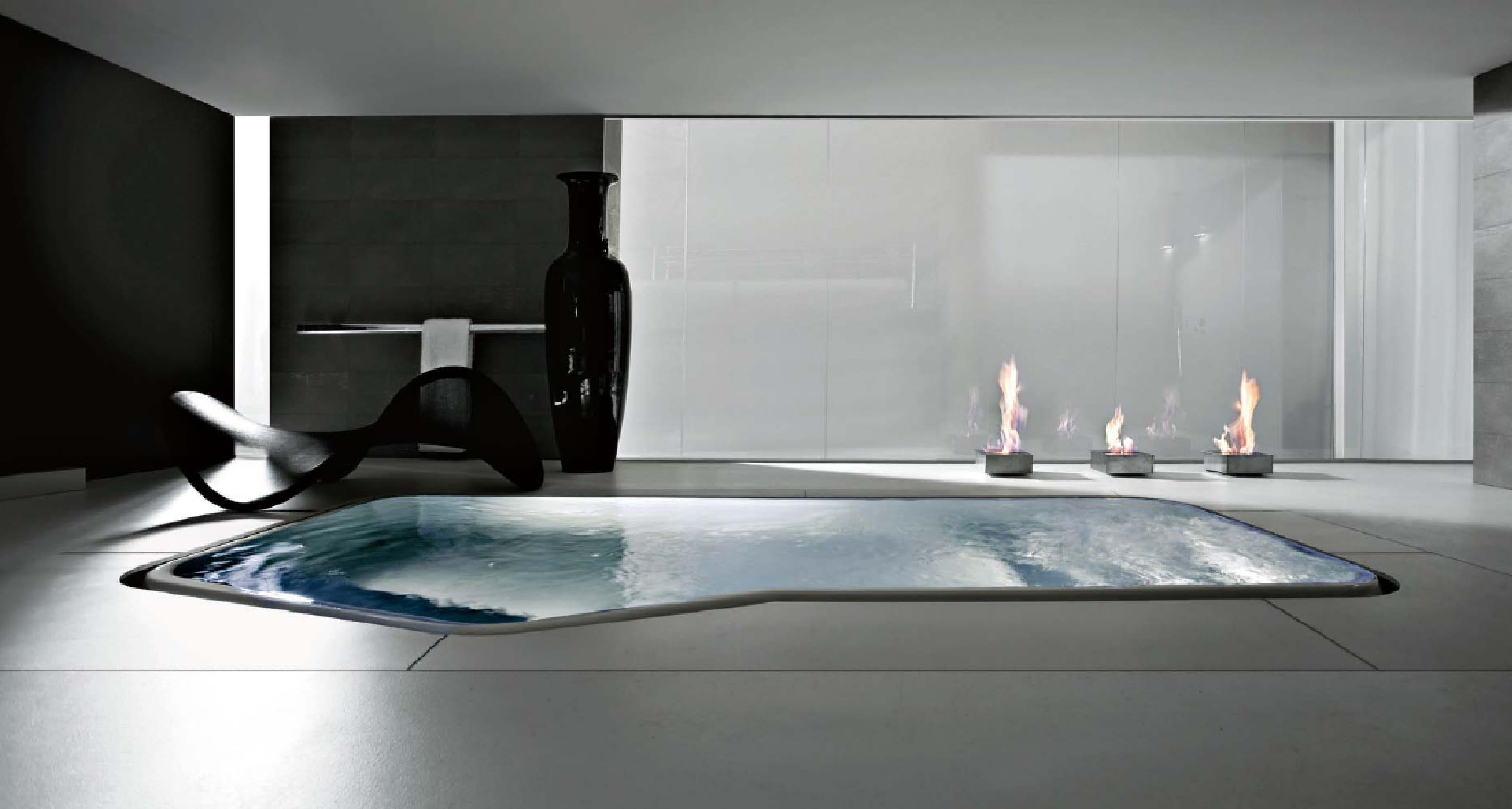 GroBartig Whirlpool Badewanne Das Moderne Badezimmer Freshouse