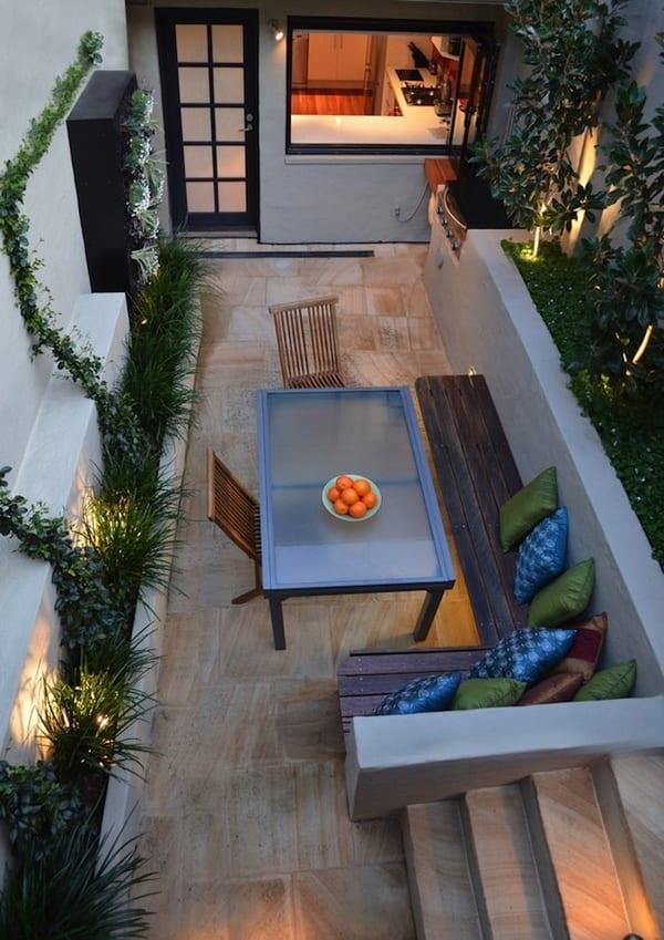 terrassengestaltunglngliche terrasse einrichten  fresHouse