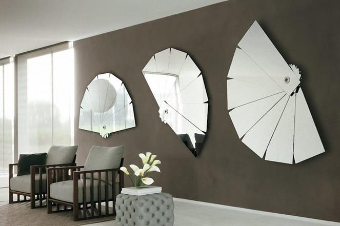 Modernes Wohnzimmer Wandfarbe Taupe Parkettboden - Boisholz Wohnzimmer Grau Taupe