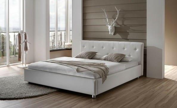 Modernes schlafzimmer weiß  Schlafzimmer Schwarzes Bett Schwarzes Schlafzimmer Box Spring | Ifmore