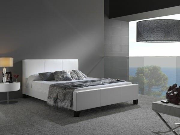 Box Spring Bett  25 Ideen fr modernes Schlafzimmer mit