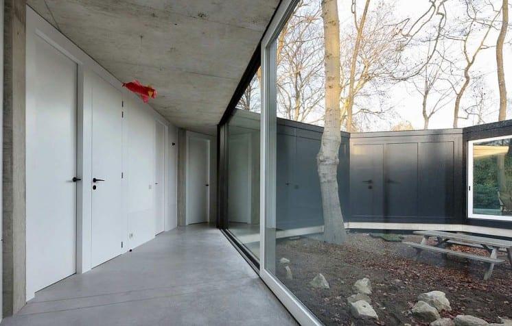 Innentren wei  50 elegante Modelle weier Interior Tren  fresHouse