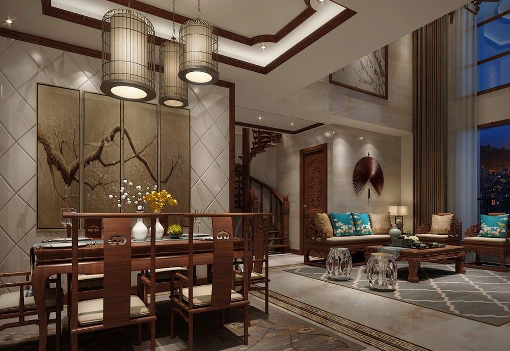 Luxus Wohnzimmer  33 WohnEsszimmer Ideen  fresHouse