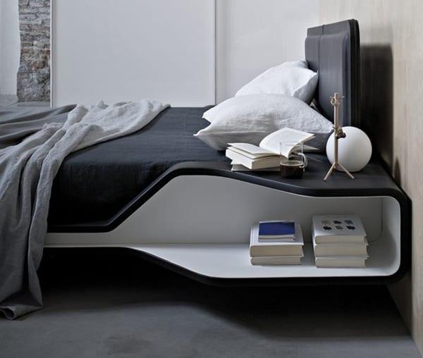 22 Modelle moderner Nachttische fr elegante Schlafzimmermblierung  fresHouse