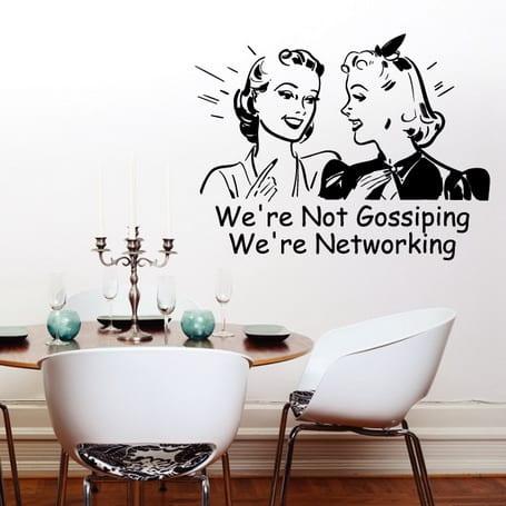 Wandtattoo Sprche  Ideen fr kreative Wandgestaltung  fresHouse