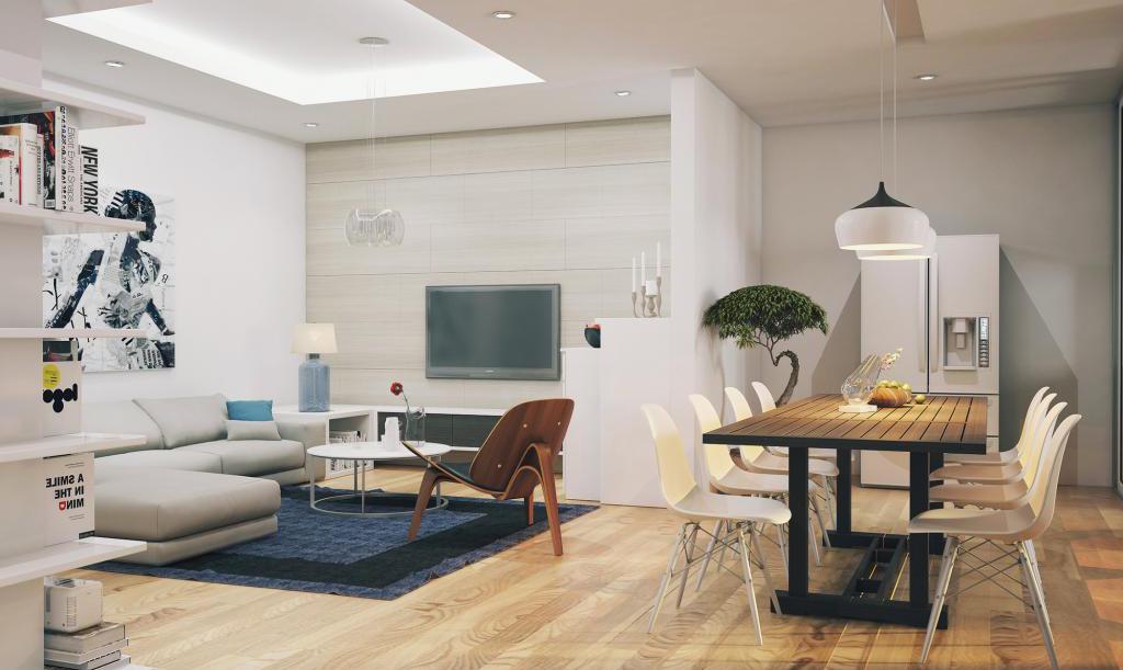 esszimmer ideen wohnung marikana - boisholz, Moderne deko