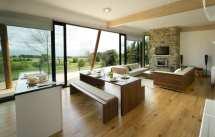 Luxus Wohnzimmer - 33 Wohn-esszimmer Ideen Freshouse