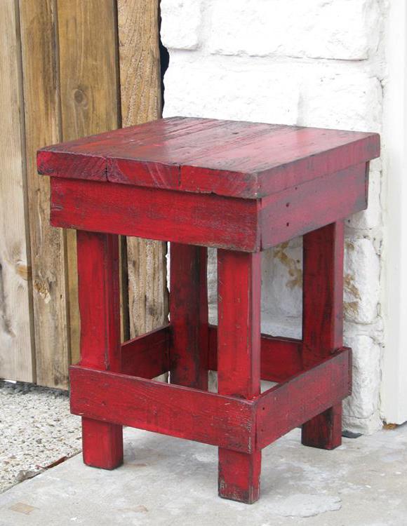 Sideboard Selber Bauen  Beistelltisch und Sideboard aus Paletten  fresHouse