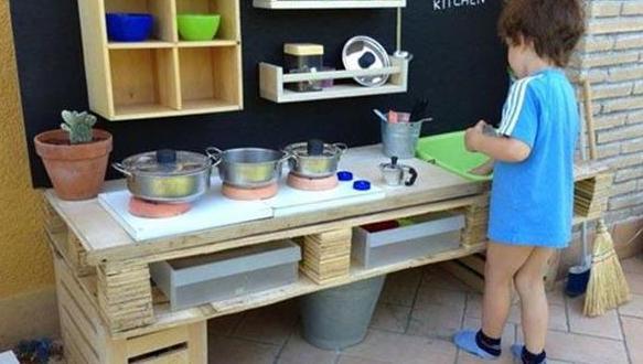 Outdoor Küche Kinder Paletten : Küche kinder paletten u2013 home sweet home