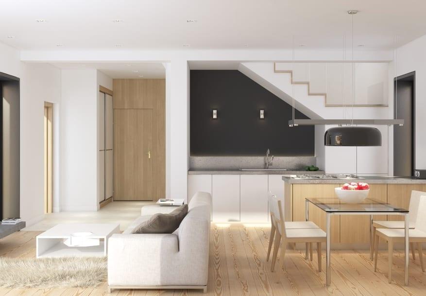 wohn esszimmer  elegante Lsungen fr kleine Wohnungen  fresHouse