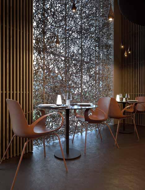 Schick und individuell  sensationelles Interior Design
