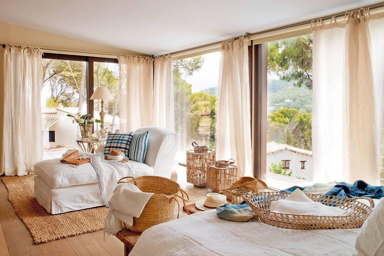 gardinen dekorationsvorschl ge schlafzimmer design gardinen wohnzimmer. Black Bedroom Furniture Sets. Home Design Ideas