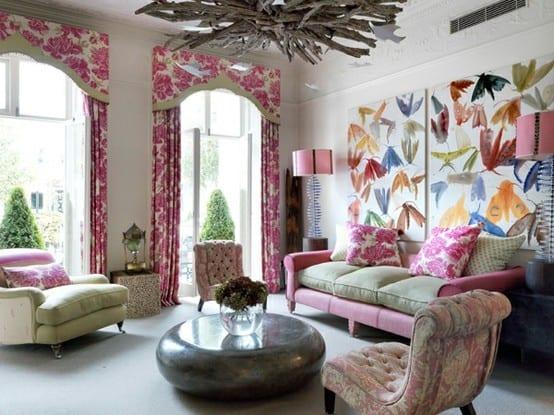 Zimmergestaltung  16 Idee fr fantastische und schicke Gestaltung  fresHouse