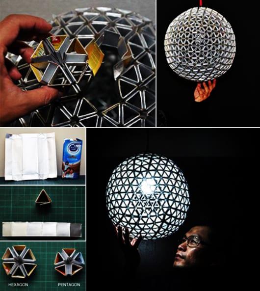 35 Bastelideen fr DIY Lampe  fresHouse