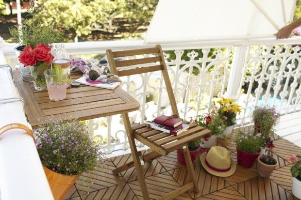 36 Balkon Ideen fr den Sommer  fresHouse