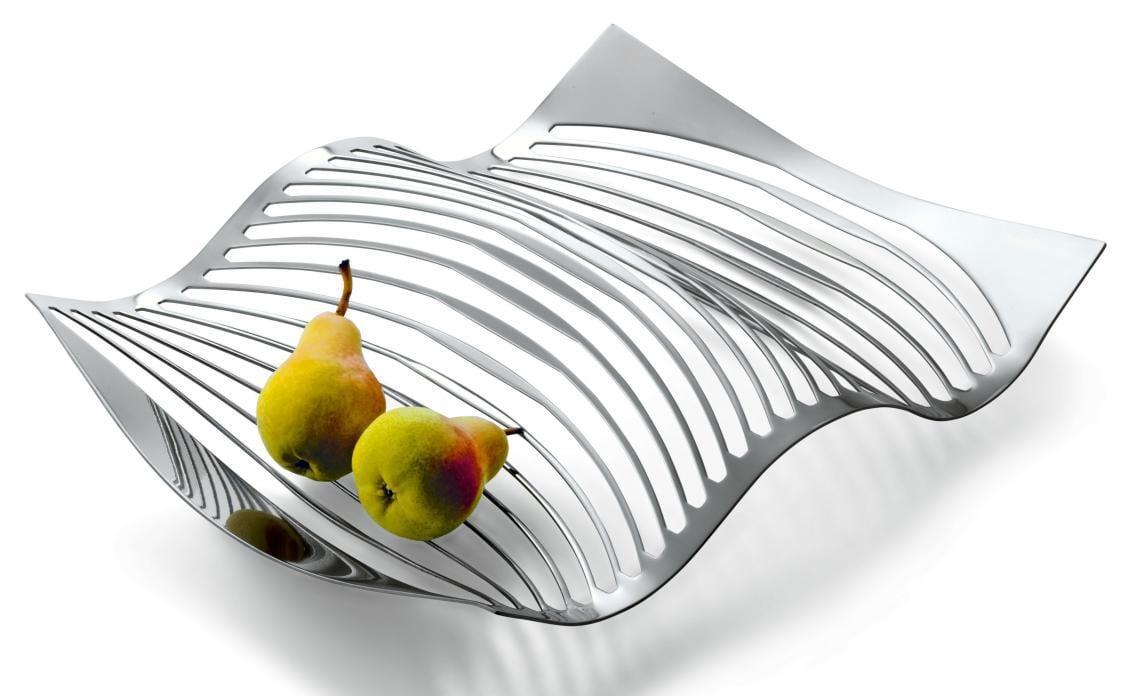 Tisch und Thekendekor mit moderner Obstschale  fresHouse