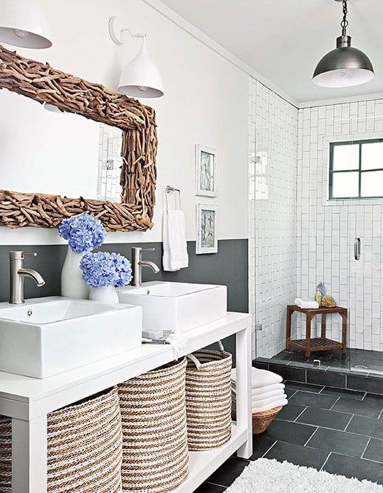 Badezimmer Wandgestaltung Badezimmergestaltung