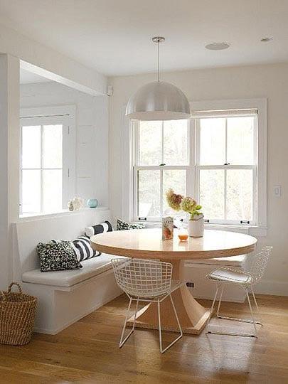 Sitzecke Kleine Küche