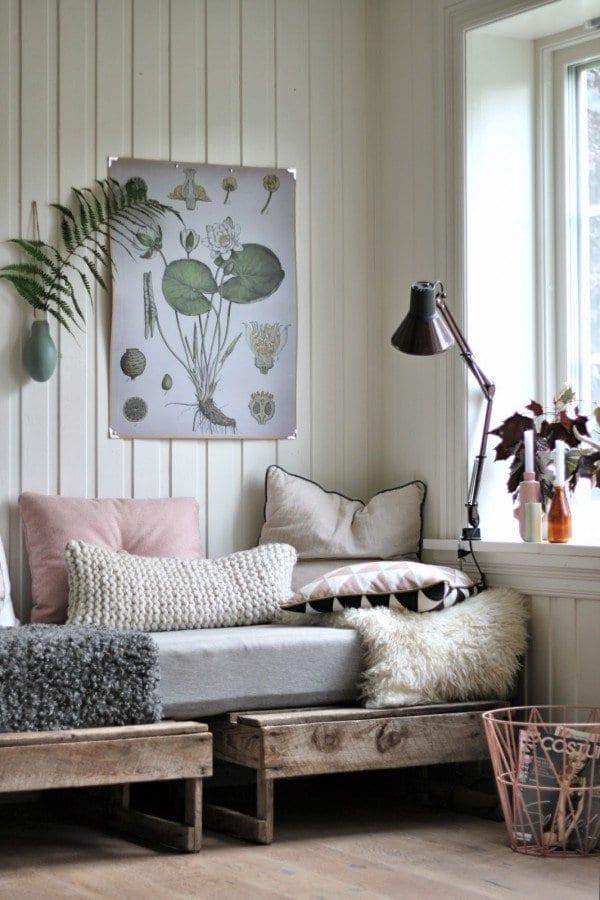 18 Ideen fr Sofa aus Europaletten  fresHouse