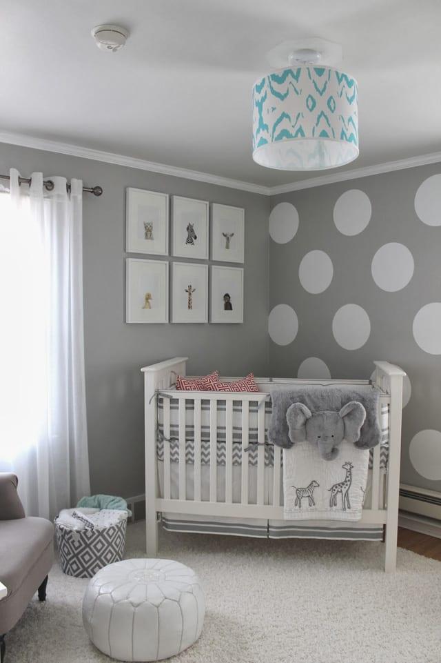 baby kinderzimmer kinderzimmer wandgestaltung ideen farbe tapete l ... - Kinderzimmer Wandgestaltung Ideen Farbe Tapete