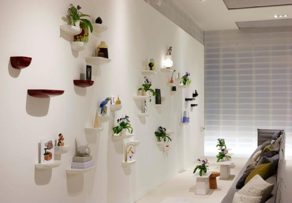 deko ideen selber machen flur | sichtschutz - Ideen Fur Wohnzimmer Wandgestaltung