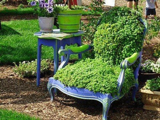 88 coole Gartendeko Inspirationen - fresHouse