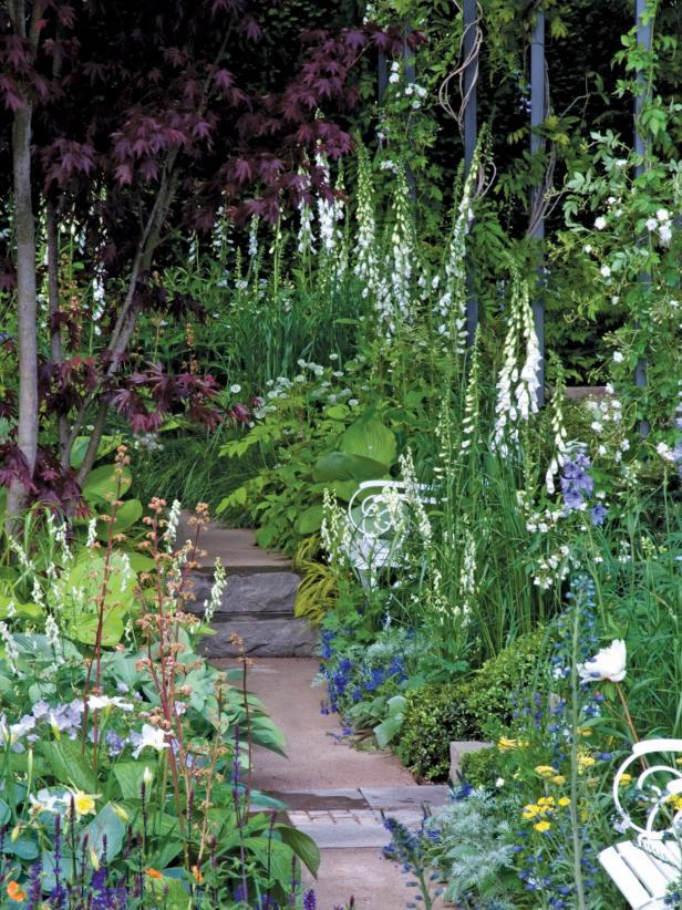 Cottage Garden  eine der beliebtesten Gartenformen  fresHouse