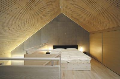 Deckengestaltung mit Schallschutzpaneelen  fresHouse