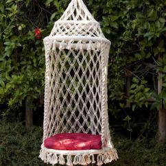 Serena And Lily Hanging Chair Cover Rentals In Maryland Gartendeko Ideen Mit Hängesessel Und Hängematte - Freshouse