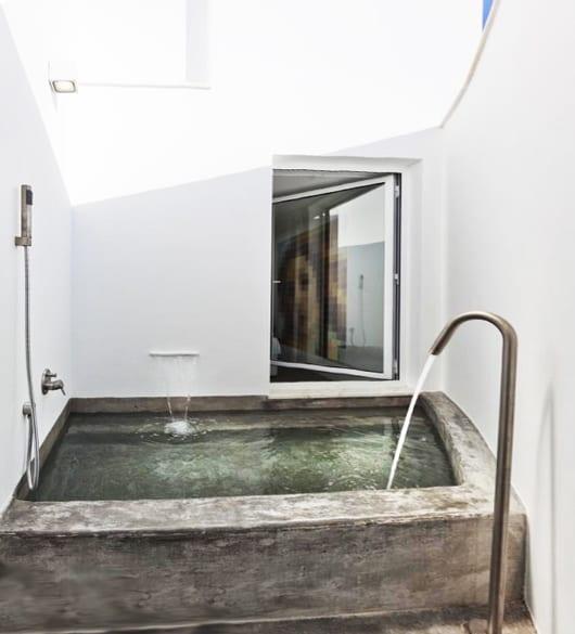 60 Badezimmerideen fr den Auenbereich  fresHouse