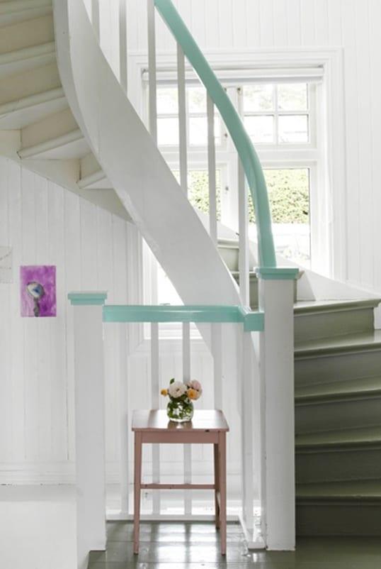 23 Treppengelnder Streichen Ideen  fresHouse