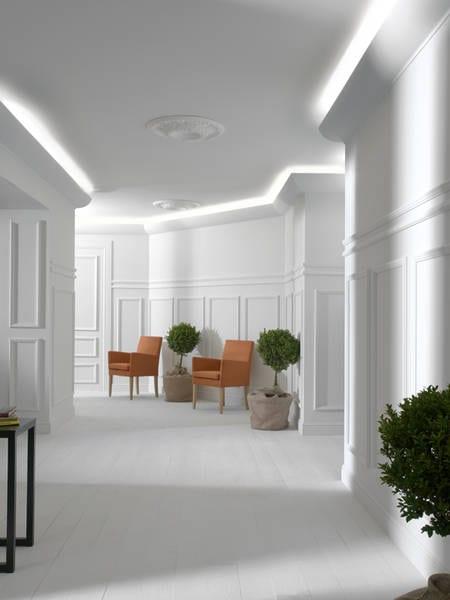 Indirekte Beleuchtung fr kreative Licht und