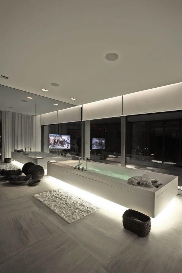 moderne Architektur und Interior Design in Wei  fresHouse