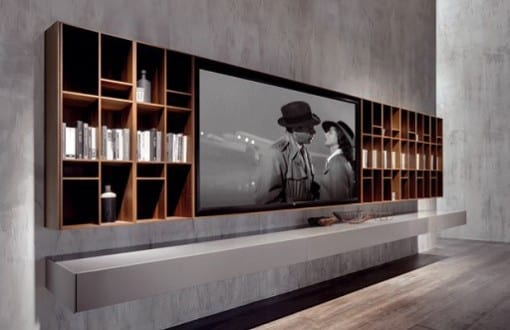 33 moderne TVWandpaneelDesigns und Modelle  fresHouse
