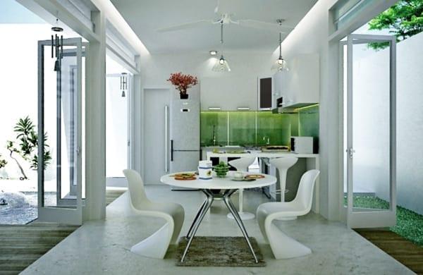 Beautiful Interieur Aus Beton Und Aluminium Urban Wohnung ...