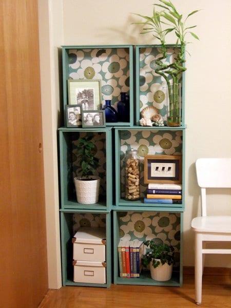 DIY Wandregalen und DIY Wanddeko aus Paletten  fresHouse