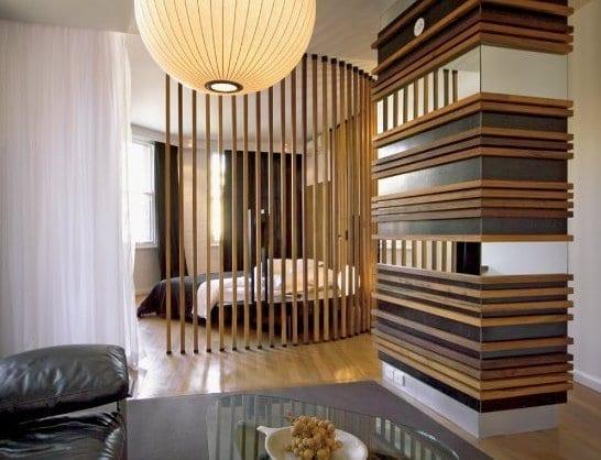 Raumteiler Wohnzimmer Essbereich Deeviz For   Sichtschutz