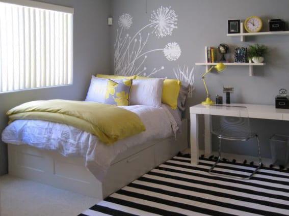 Frische wanddeko ideen schlafzimmer m belideen for Wanddeko jugendzimmer