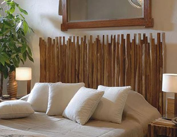 Schlafzimmer deko idee deko ideen schlafzimmer fur einen for Zimmer deko holz