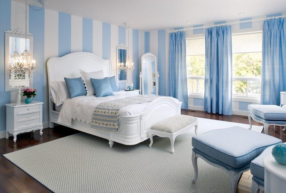 Weiße Möbel Schlafzimmer Wandfarbe