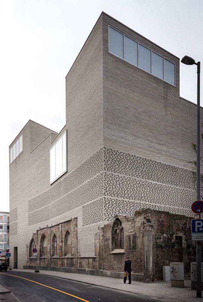 Wenn die moderne Architektur die Vergangenheit trifft  fresHouse