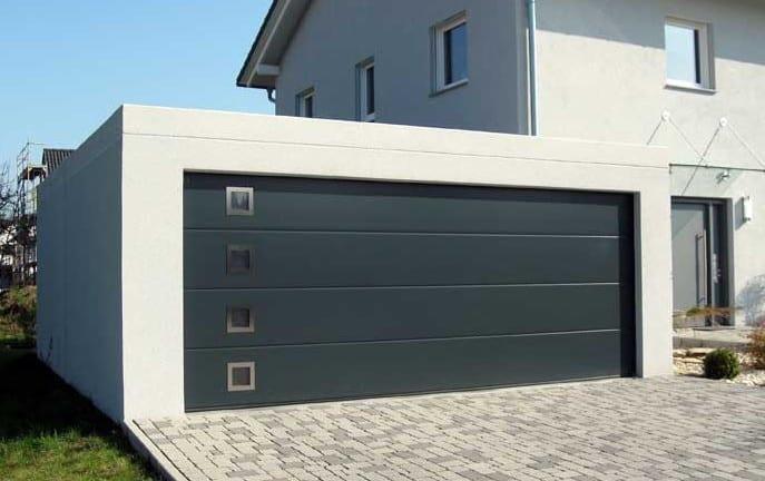 Moderne Betonfertiggaragen Freshouse