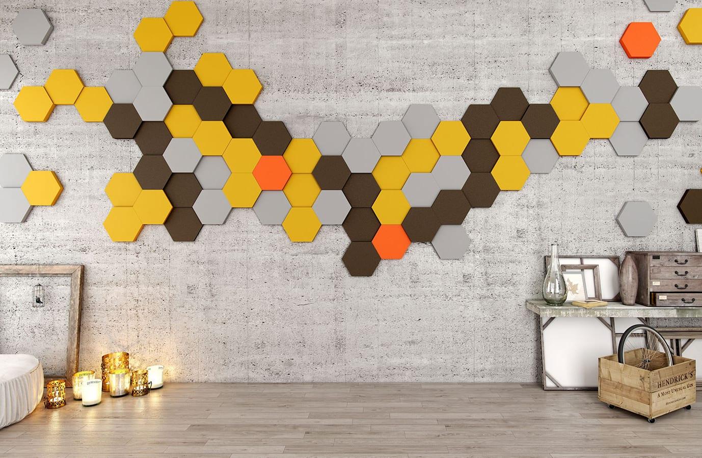 Kreative Wohnideen fr moderne Wandgestaltung und Farbgestaltung  fresHouse