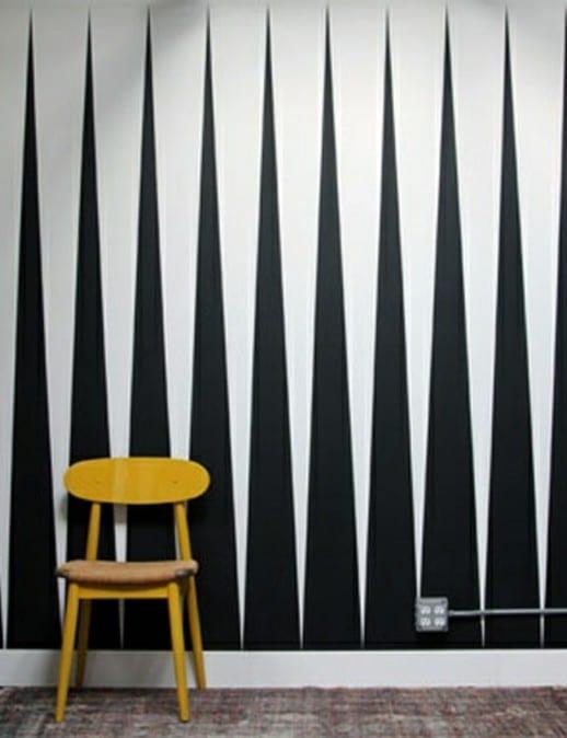 WandStreichenIdeen und Techniken fr moderne