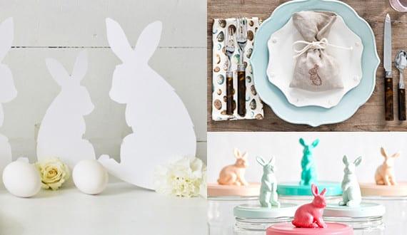Osterhasen basteln  kreative Ostergeschenke und