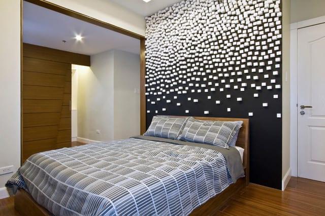 Schwarze Wnde  48 Wohnideen fr moderne Raumgestaltung  fresHouse