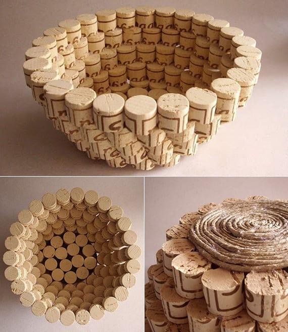 Basteln mit Korken  30 kreative und einfache Bastelideen  fresHouse