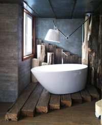 moderne Badezimmer im Vintage Style - fresHouse