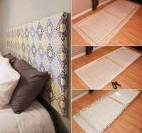 50 Schlafzimmer Ideen fr Bett Kopfteil selber machen ...
