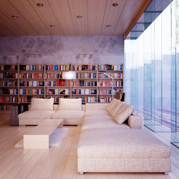 Schnes und modernes Wohnzimmer einrichten  darauf ist zu achten  fresHouse